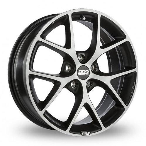 BBS SR Grey Polished  17 Inch Set of 4 alloy wheels