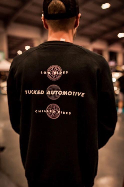 Tucked 3 Wheel Sweater