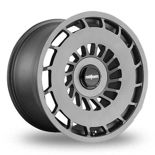 Rotiform CCV (Special Offer) Matt Gun Metal  19 Inch Set of 4 alloy wheels