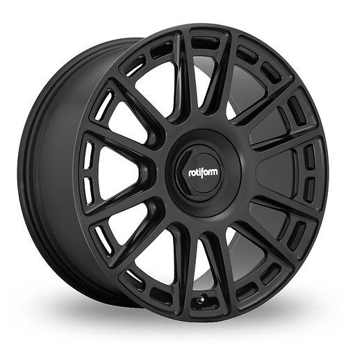 Rotiform OZR Black  18 Inch Set of 4 alloy wheels