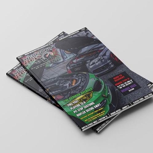 Issue 1 MCR Magazine