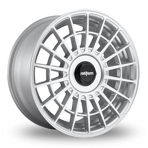 Rotiform LAS-R Silver  17 Inch Set of 4 alloy wheels