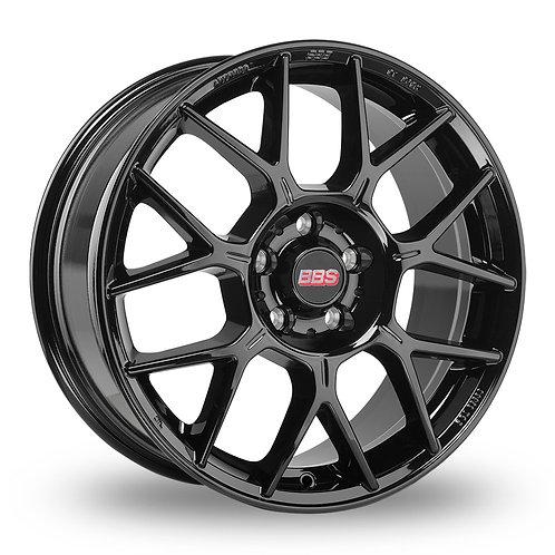 BBS XR Gloss Black  17 Inch Set of 4 alloy wheels
