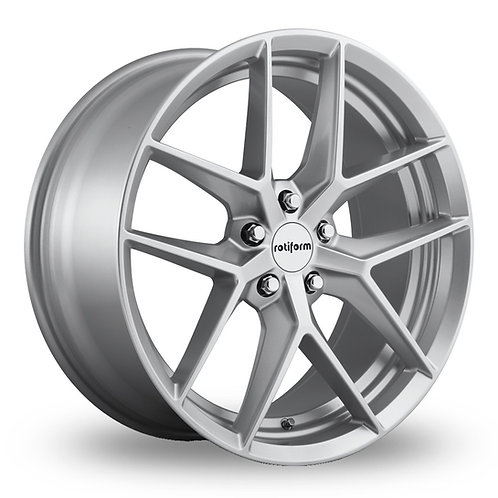 Rotiform FLG Silver  18 Inch Set of 4 alloy wheels