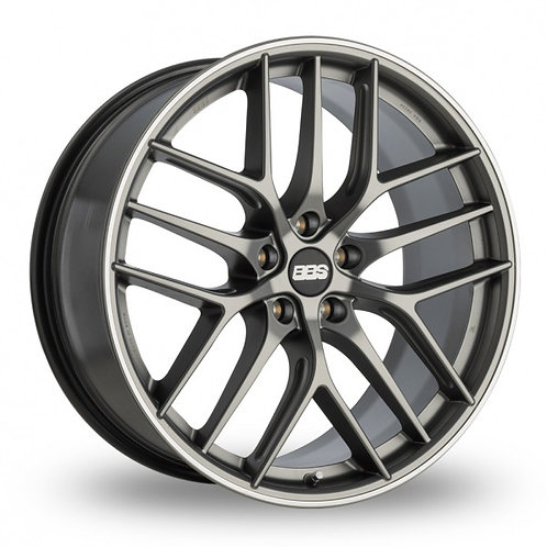 BBS CC-R Anthracite  19 Inch Set of 4 alloy wheels