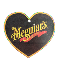 MEGUIARS HEART AIR FRESH