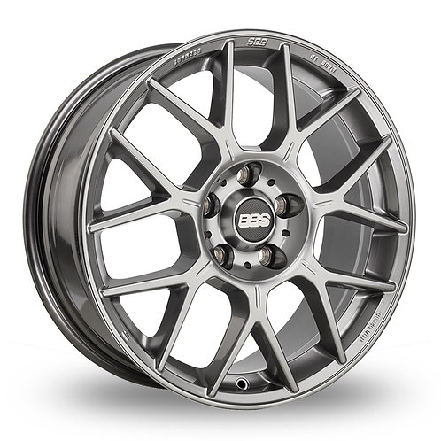 BBS XR Platinum Silver  18 Inch Set of 4 alloy wheels