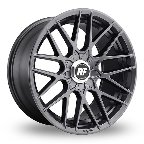 Rotiform RSE Anthracite  18 Inch Set of 4 alloy wheels