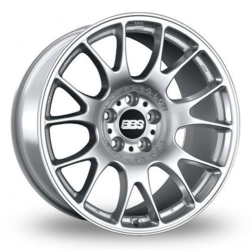 BBS CH Silver  18 Inch Set of 4 alloy wheels