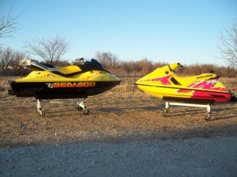 used seadoo parts
