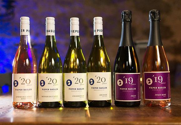 6er Wein-Streaming-Paket