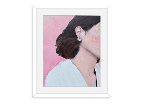 Limited Edition Print: Jean Belle