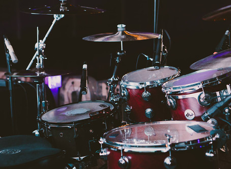 Interested to try out drums? Sign up for our Drums Beginner Workshop!