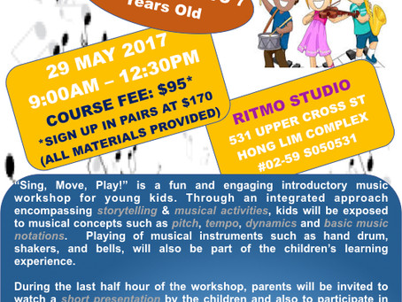 Want to trigger your child's interest in music?