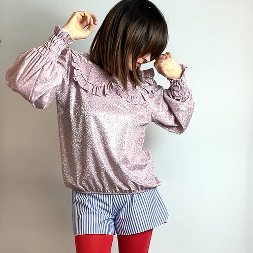 Pink Melodie blouse