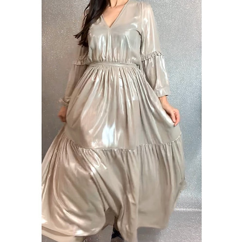 Silver Veah dress