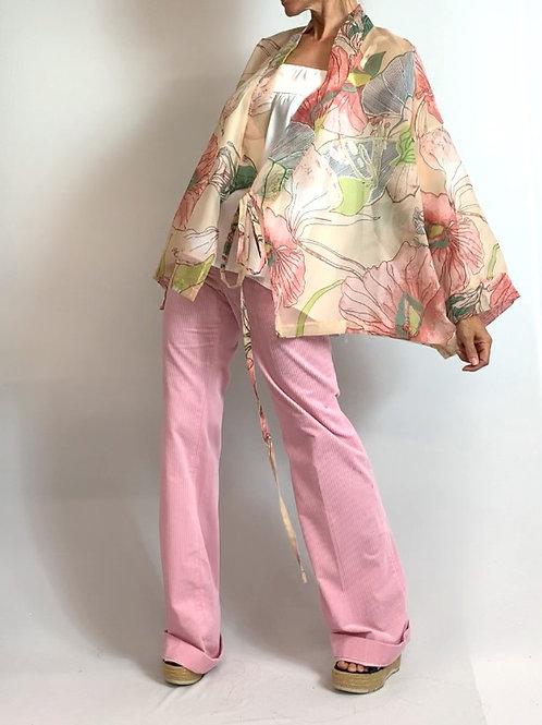 Organza style kimono