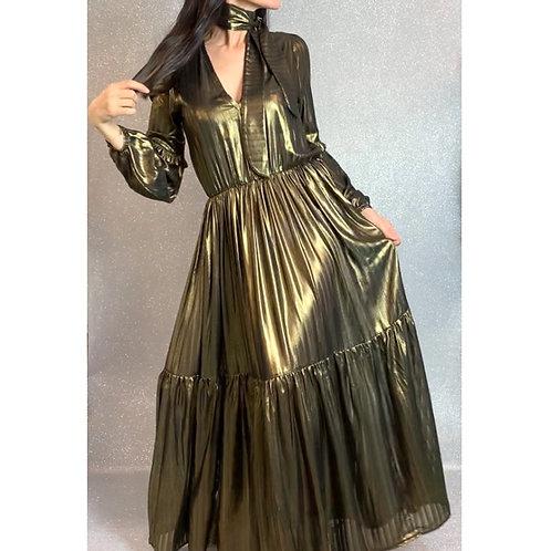 Gold Veah dress