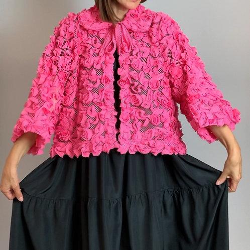 Sherbert pink Pan jacket