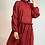 Thumbnail: Black/red stripe dress