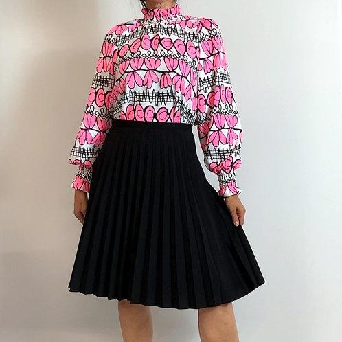 Scribble blouse