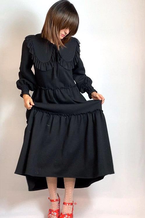 Isla sweatshirt maxi dress