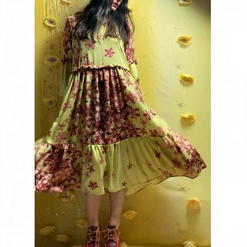The Hazelwood dress