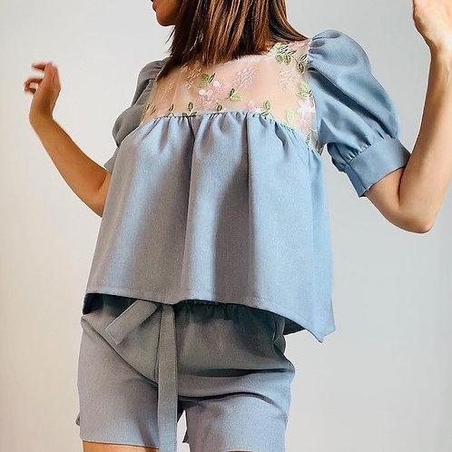 Meadow blouse