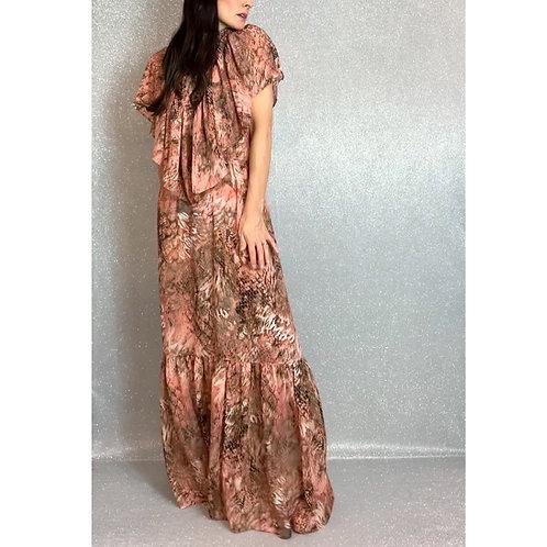 Pink Saber dress