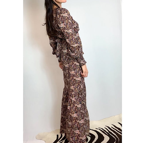 Paisley Lola dress