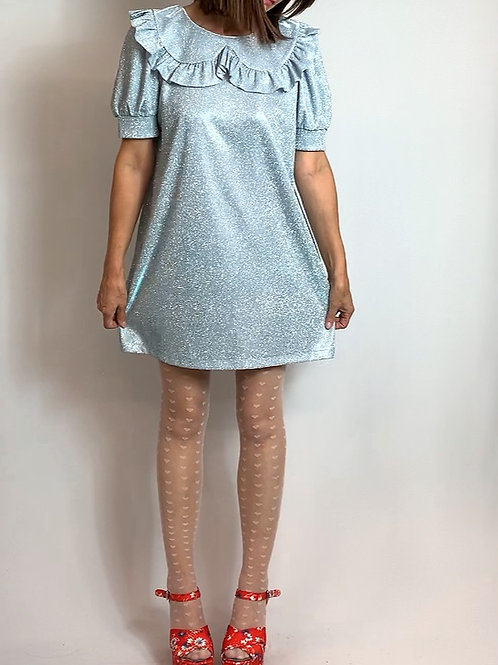 Blue Melodie Mini dress