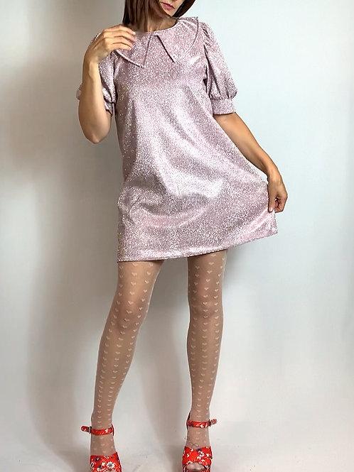 Pink Melodie mini dress