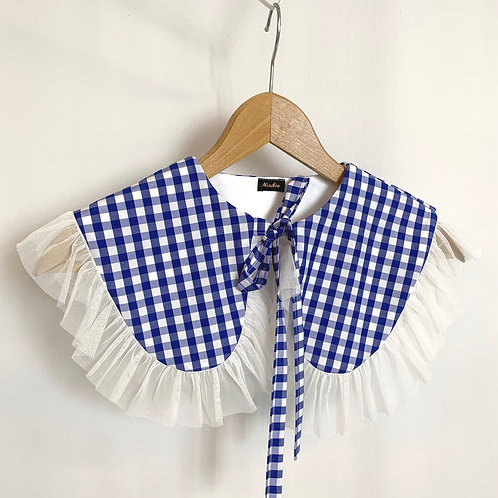 The Gingham Collar