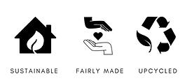 minkie london sustainable zero waste ethical fashion