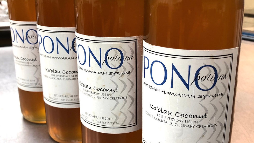 Koʻolau Coconut