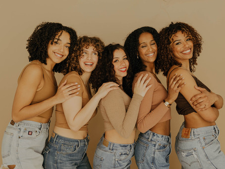Curly Hair Queens