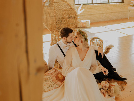 Baker Events Styled Shoot