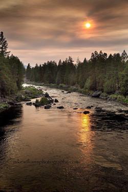shauna's winter stream