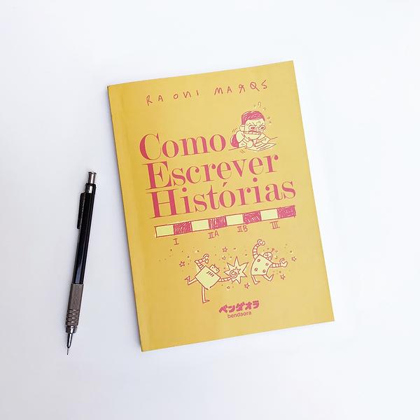 comprar ebook como escrever histórias
