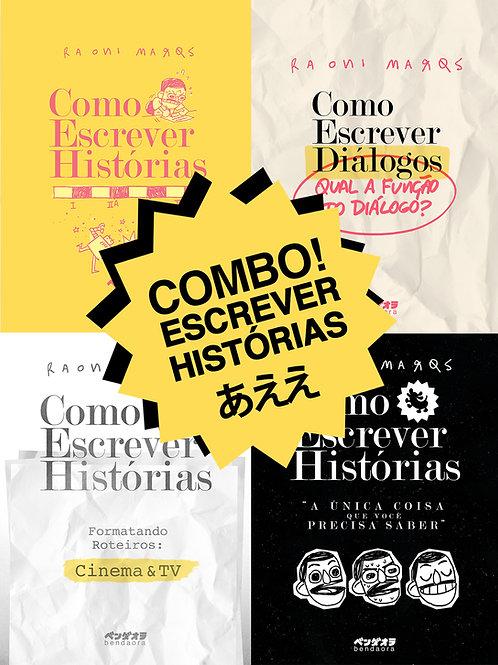 COMBO: EBOOK Como Escrever Histórias + Kit Básico