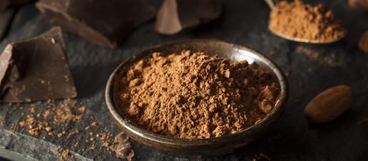 Cacao e cioccolato fondente, fonte vegetale di Vitamina D