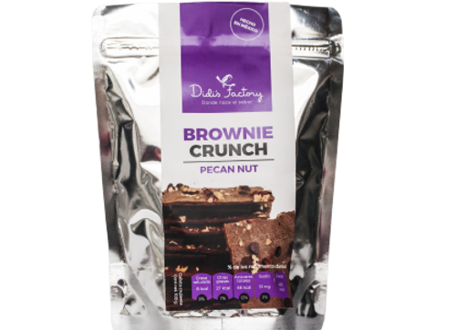 Brownie Crunch Pecan Nut/Pocket Size
