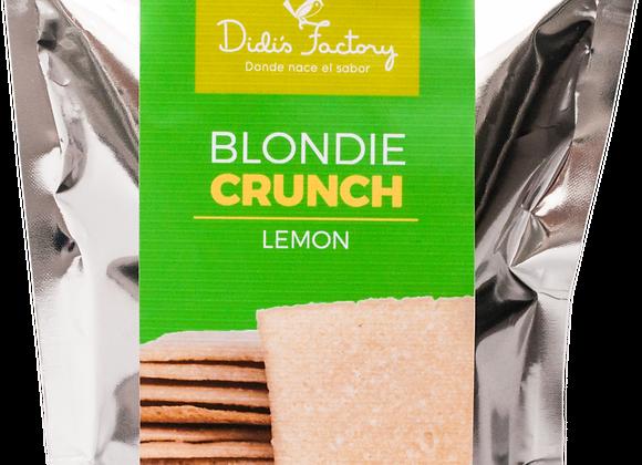 Blondie Crunch Lemon