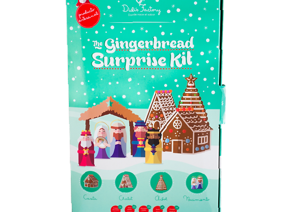 The Gingerbread Surprise Kit