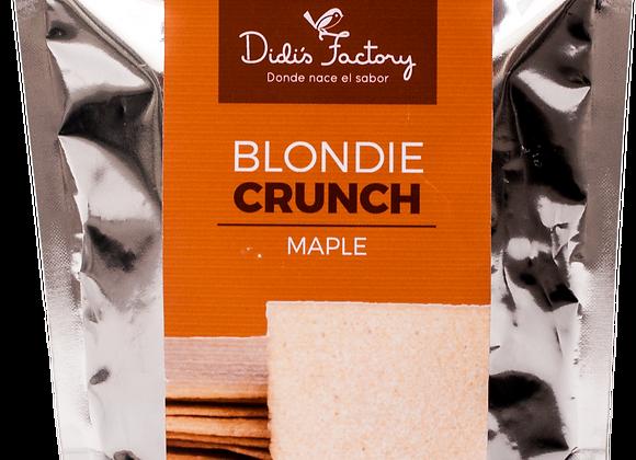 Blondie Crunch Maple