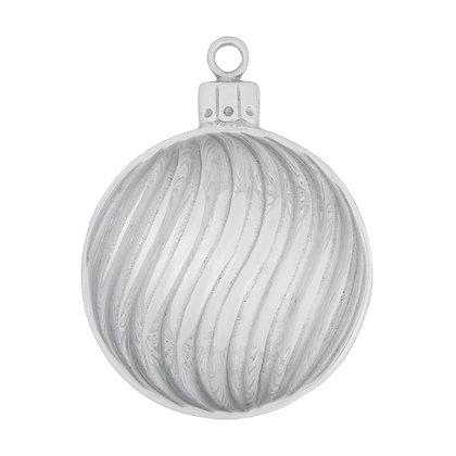 Botanero esfera ondulado