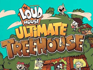 Nickelodeon lanza loud house ultimate treehouse