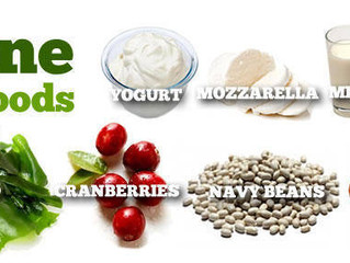 Are you lacking in Iodine?