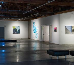 2021 Color Theory Bentley Gallery