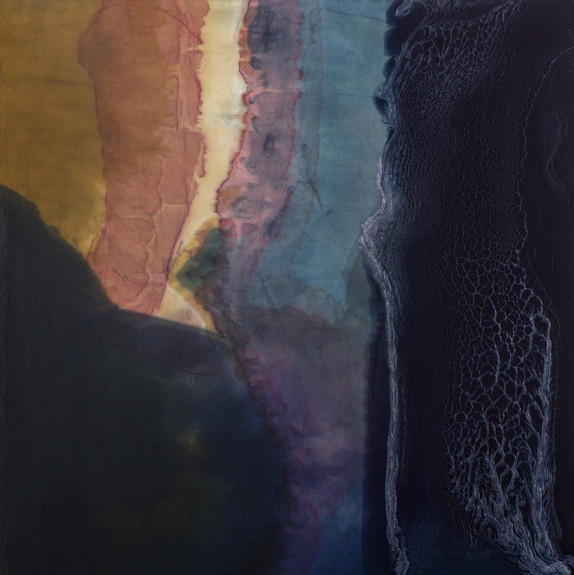 Dye Painting #4, 2020